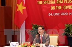 Các Bộ trưởng Kinh tế ASEAN thống nhất không tạo thêm rào cản kỹ thuật