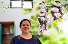 Gặp gỡ Lê Thị Trang - 'anh hùng điểm nóng đa dạng sinh học'