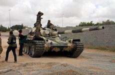 Tổng thống Ai Cập và Nga điện đàm về cuộc khủng hoảng Libya