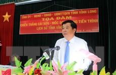 Chiến thắng Cái Sơn - mốc son trong tiến trình lịch sử tỉnh Vĩnh Long