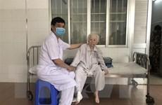 Cần Thơ: Phẫu thuật thay khớp háng thành công cho cụ bà 103 tuổi