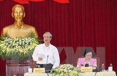 Thường trực Ban Bí thư làm việc với Ban Chấp hành Đảng bộ tỉnh Yên Bái