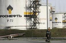 Kim ngạch xuất khẩu dầu mỏ của Nga giảm 25% trong 4 tháng đầu năm