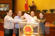 Chủ tịch Quốc hội được bầu giữ chức Chủ tịch Hội đồng bầu cử quốc gia