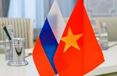 Các nhà lãnh đạo Việt Nam gửi điện mừng Quốc khánh Liên bang Nga