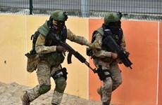 Tấn công khủng bố tại Côte d'Ivoire, hơn 10 binh sỹ thiệt mạng