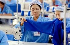Xuất khẩu dệt may của Trung Quốc đạt hơn 96 tỷ USD trong 5 tháng