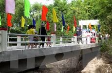 Quảng Ngãi: Xây cầu kiên cố tại vùng thường xuyên bị cô lập vì mưa lũ