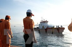 Khẩn trương cứu hộ các ngư dân và tàu cá gặp nạn trên biển