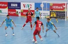 10 đội tranh tài tại Giải Futsal HDBank vô địch quốc gia 2020