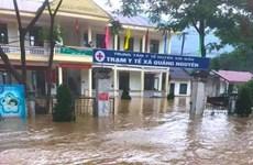 Mưa lớn tại Hà Giang gây nhiều thiệt hại, 1 người chết do sét đánh