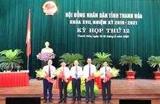 Ông Nguyễn Văn Thi được bầu làm Phó Chủ tịch UBND tỉnh Thanh Hóa
