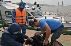 Phát hiện tàu chở hơn 3.500 tấn Ilmenite không có hóa đơn, chứng từ