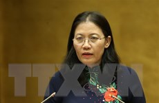 Kỳ họp thứ 9: Quốc hội thông qua Luật Hòa giải, đối thoại tại tòa án