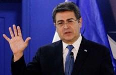 Tổng thống Honduras Juan Orlando Hernandez nhiễm virus SARS-CoV-2