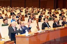 Kỳ họp thứ 9: Dấu ấn đặc biệt trong lịch sử hoạt động của Quốc hội