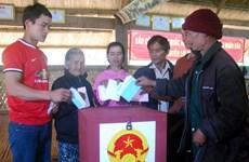 Chỉ thị của Bộ Chính trị về lãnh đạo cuộc bầu cử đại biểu Quốc hội