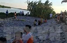 Hải Dương: Tìm thấy thi thể 2 học sinh bị đuối nước ở huyện Thanh Hà