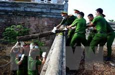 Thừa Thiên Huế: Hoàn trả hiện trạng di tích tại khu vực Thượng Thành