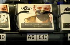 Anh: Thủ đô London lắp đặt máy bán khẩu trang tại nơi công cộng