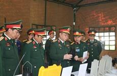 Triển lãm thành tựu quân sự, quốc phòng và vũ khí, trang bị kỹ thuật