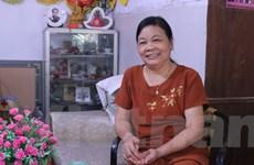 Người mẹ của trung tâm dạy nghề thiện nguyện cho trẻ khuyết tật