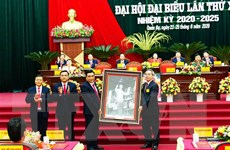 Hà Giang: Khai mạc Đại hội đại biểu Đảng bộ huyện Quản Bạ
