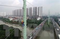Hoàn thành 70% khối lượng công trình đường dây 220kV Cát Lái-Tân Cảng