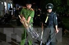 Truy bắt hơn 50 thanh niên đánh nhau trong đêm, thu giữ nhiều hung khí