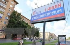Tính toán của Điện Kremlin trong cuộc trưng cầu sửa đổi Hiến pháp
