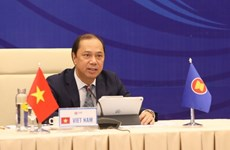 Hội nghị Tham vấn Quan chức cao cấp ASEAN-Trung Quốc lần thứ 26