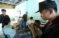 Hải Dương: Phát hiện 17 lái xe dương tính với các chất ma túy