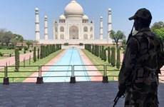 Ấn Độ mở lại đền Taj Mahal dù dịch COVID-19 vẫn diễn biến phức tạp