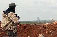 SOHR: IS gia tăng tấn công tại khu vực hoang mạc ở Syria