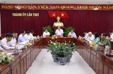 Cần Thơ hoàn chỉnh dự thảo văn kiện và phương án nhân sự Đại hội Đảng