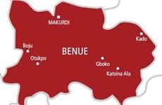 Chìm thuyền ở Nigeria khiến ít nhất 14 người thiệt mạng