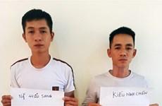 Vụ phá rừng tại huyện KBang của Gia Lai: Thêm 2 đối tượng ra đầu thú