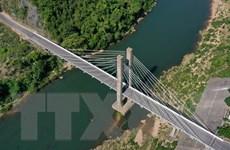 Cầu treo Đakrông - biểu tượng của vùng núi rừng miền Tây Quảng Trị
