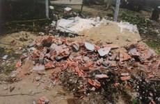 Khởi tố vụ án hình sự xâm phạm thi thể, mồ mả ở Tiền Giang