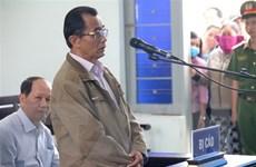 Hoãn phiên xét xử nguyên Chủ tịch, Phó Chủ tịch thành phố Phan Thiết