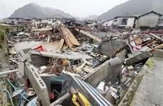 Nhật Bản hỗ trợ khẩn cấp 2,2 tỷ yen cho các khu vực bị mưa lũ