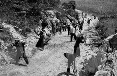 Sáng mãi tinh thần của lực lượng Thanh niên xung phong Việt Nam