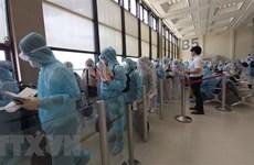 Việt Nam đã tổ chức 55 chuyến bay đưa công dân ở nước ngoài về nước