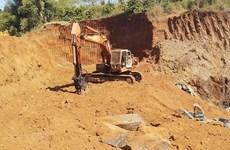 Công bố kết luận thanh tra về khai thác khoáng sản ở miền núi phía Bắc