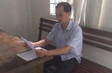 Cần Thơ: Bắt tạm giam Phó giám đốc Văn phòng đăng ký đất đai