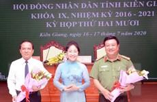 Bầu bổ sung Phó Chủ tịch Ủy ban Nhân dân tỉnh Kiên Giang