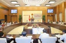 Triển khai Nghị quyết về Chương trình xây dựng luật, pháp lệnh