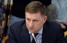 Đằng sau vụ bắt giữ Thống đốc vùng Khabarovsk của Nga