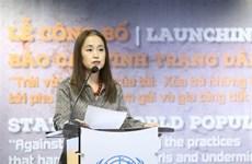 Chấm dứt trọng nam khinh nữ để thúc đẩy bình đẳng giới ở Việt Nam