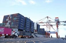 Hàng hóa qua cảng biển duy trì đà tăng trưởng trong 7 tháng